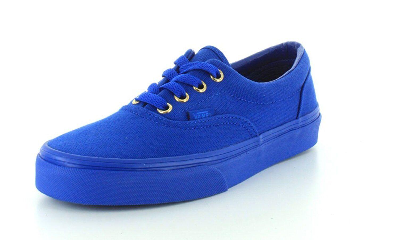 Vans Era 59 Unisex Adults' Low-Top Sneakers Nautical Blue