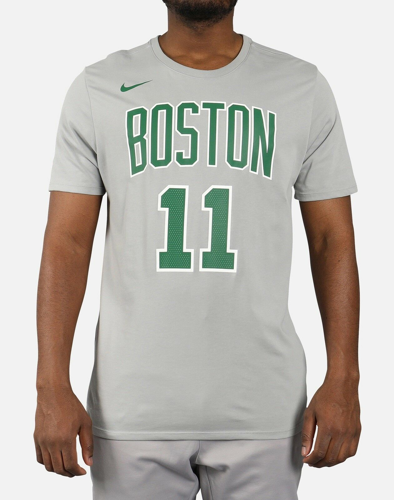 1d004efc2 NIKE NBA CELTICS KYRIE IRVING SHORT SLEEVE TOP T SHIRT BRAND NEW WITH TAGS  LARGE