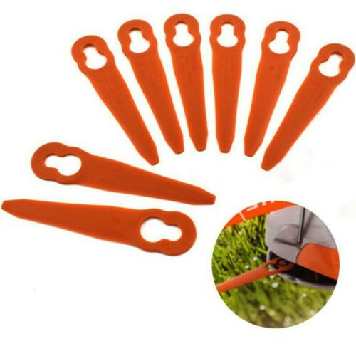 32X Plastic Cutter For Stihl PolyCut 2-2 Trimmer Lawn Mower#4008 007 1000 Set