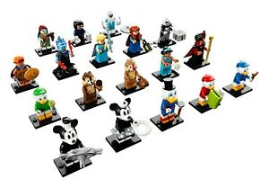 LEGO-Disney-Series-2-Minifigures-Complete-Set-of-18-SEALED-71024