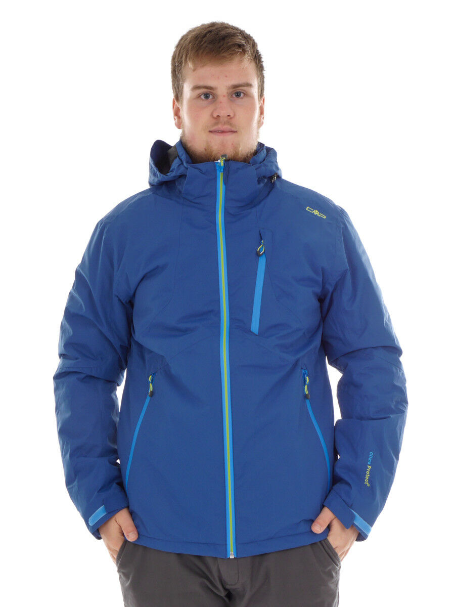 CMP Giacca Funzione Giacca transizione giacca blu cappuccio Thinsulate ™