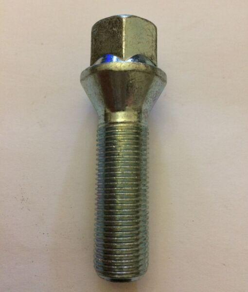 12x1.5 Bulloni Per HYUNDAI ix35 10-16 Ruota Nero Dadi /& Locks 16+4