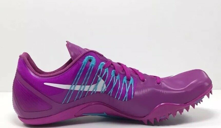 neue nike zoom celar v (5) sprint - größe rennen violet 629226 514 größe - 9 männer es / 176 01c761