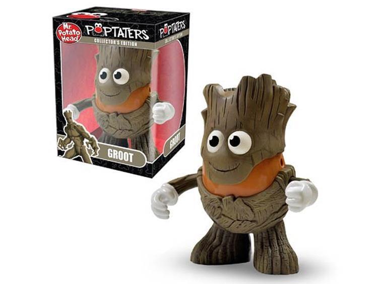 Marvel Gotg Groot Sr.. potato Head-poptaters Nuevo Nuevo Nuevo Hasbro dc3eae