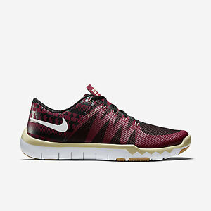 351bdbf071f20 Nike Free Trainer 5.0 Florida State Seminoles Shoes Size 9 9.5 FSU ...