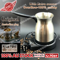 Electric Turkish Coffee Maker With Sensor Coffee Nevery Spilling Out 200ml