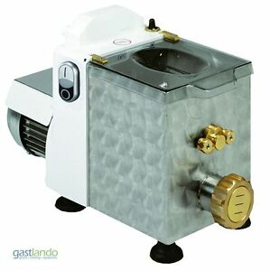 Nudelmaschine-Pastamaschine-Nudelteigmaschine-fuer-1-5-kg-Teig-Gastlando