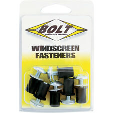 BOLT Snowmobile Windshield Windscreen 6 Piece M5 Fastener Fasteners Kit Yamaha