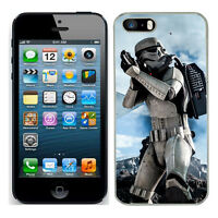 Star Wars Film stormtrooper case fits Iphone 5s cover hard mobile (14) phone