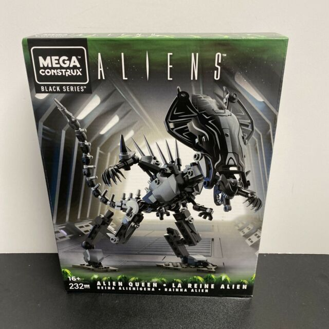 Mega Construx Black Series ALIENS Alien Queen 232 Pc 👍2020 MISB Mattel Nice🔥