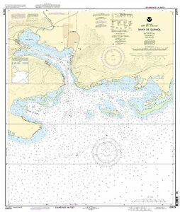 NOAA Chart Bahia de Guanica 10th Edition 25679