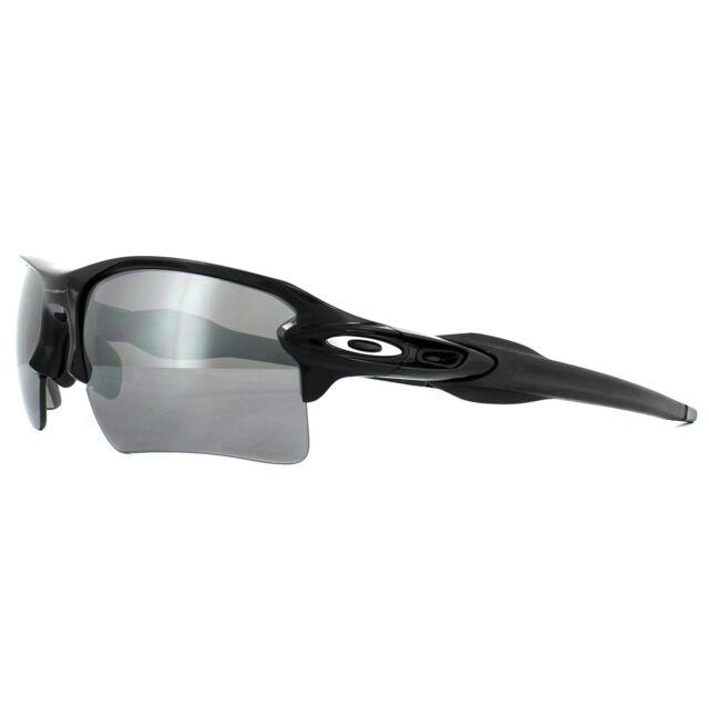 462541300a Oakley Sunglasses Flak 2.0 XL OO9188-72 Polished Black Prizm Black Polarized