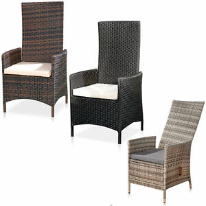 relaxsessel garten polyrattan. Black Bedroom Furniture Sets. Home Design Ideas