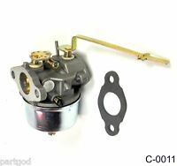 Carburetor for Tecumseh 632615 632208 632589 Fits H30 H35 Engines Carb