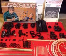 Vintage BAN DAI Bandai SPACEWARP SET 10 Track Marble Roller Coaster Building Toy