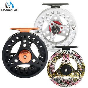 Fly-Reel-3-4-5-6-7-8WT-Aluminum-Right-Left-Handed-Large-Arbor-Fly-Fishing-Reel