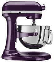Kitchenaid 6 Quart Professional 600 Stand Mixer - Plumberry Purple