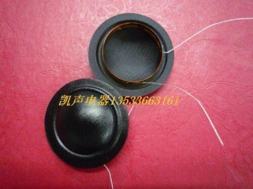8PCS 25.4mm silk dome diaphragm Tweeters voice coil Treble voice coil film