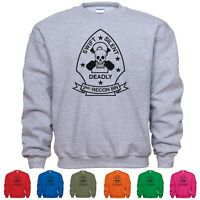 2nd Recon Battalion Usmc Us Marines Sweatshirt