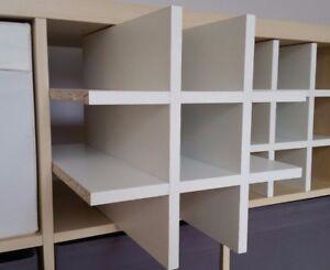 Image Is Loading Wine Rack Insert For Ikea Kallax Expedit Storage