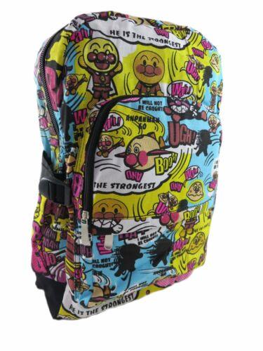 CARTOON STRIP Pattern Backpack Rucksack Bag School College Cool Emo Goth Bag