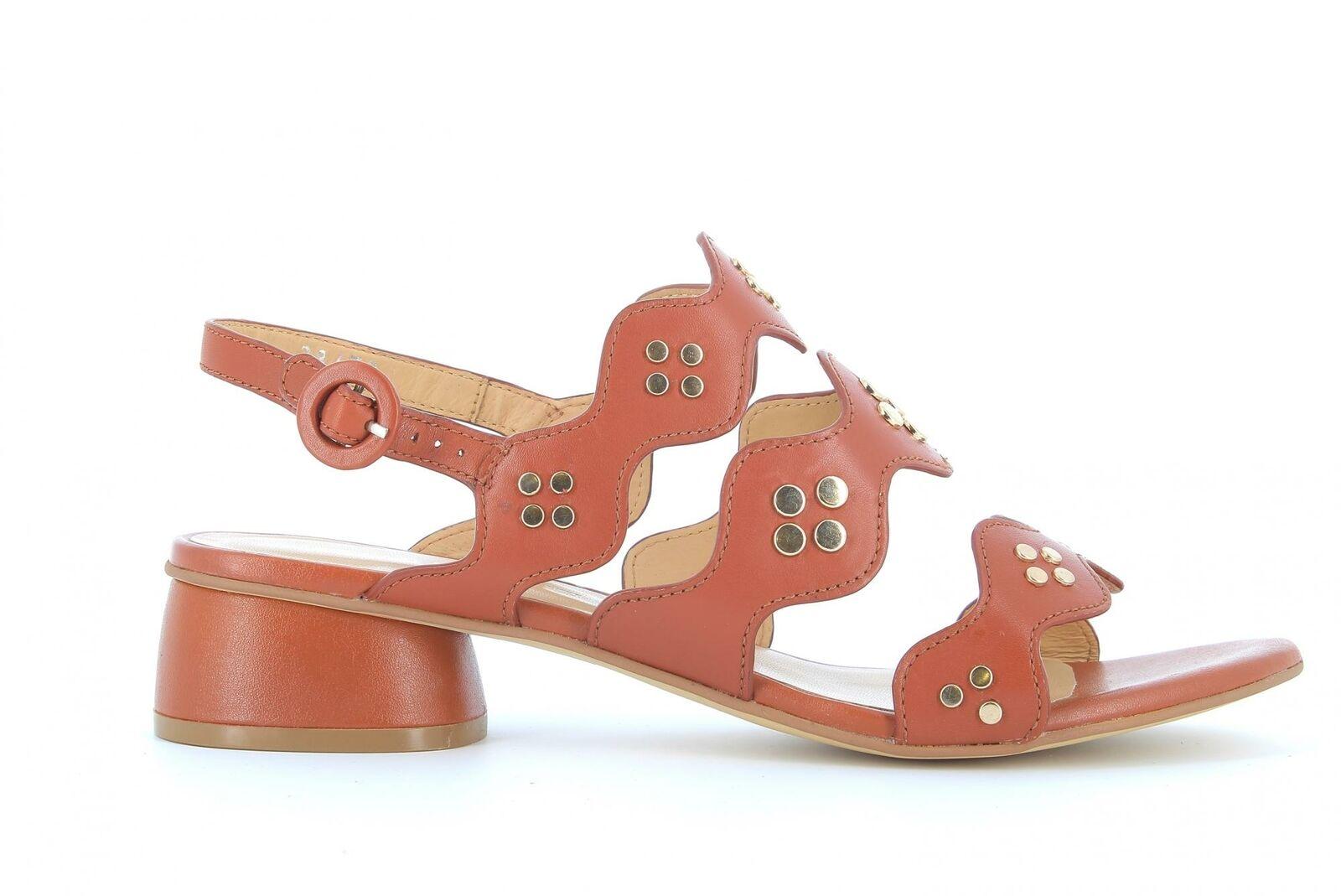 Adele Dezotti P19us Mujer Zapatos AV0500P Cuoio Sandalias