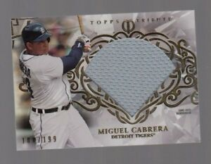 Miguel-Cabrera-2015-Topps-Tribute-Diamond-Cuts-Relic-Game-Worn-Jersey-100-199