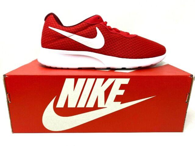 Size 11.5 - Nike Tanjun University Red - 812654-616 for sale ...