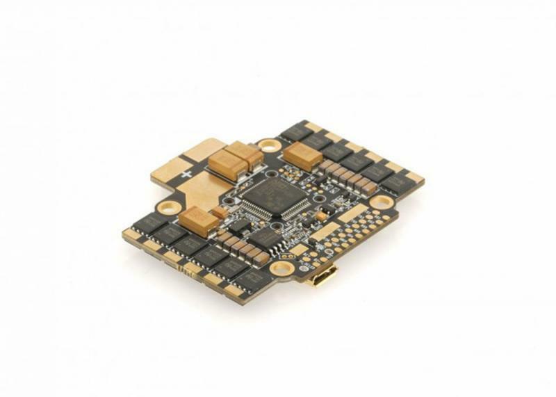Airbot-ASGARD 32 AIO F 7+ Flash + circuito eliminador de batería + OSD