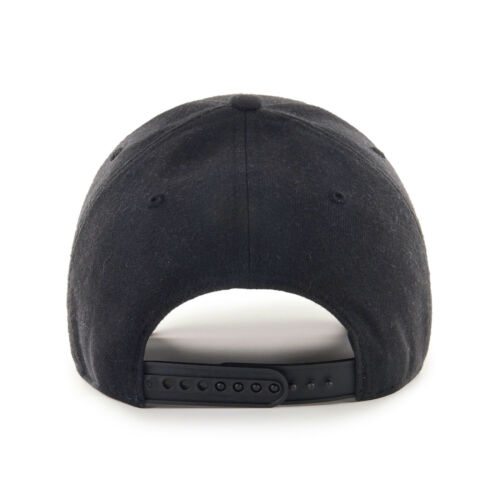 MLB Atlanta Braves Cap Basecap Baseballcap MVP black white 19111972672 Snapback
