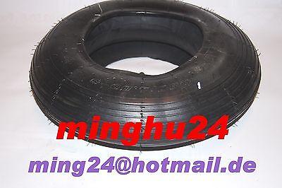 Schlauch  400-4  gerades Ventil für Reifen 4.00-4 Schlauch 4.00-4  GV DHL