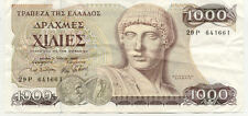 GRECE GREECE 1000 drachmes 1987 état voir scan 661