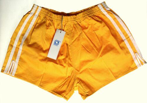 DDR turn Pantaloni SPRINTER Pantaloni Oldschool 70er 1980er Shorts originale gdr pantaloni sportivi