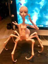 1//4 BJD Doll SD Elizabeth Chateau Girl Super Dollfie MSD bjd-Human// Animal Body
