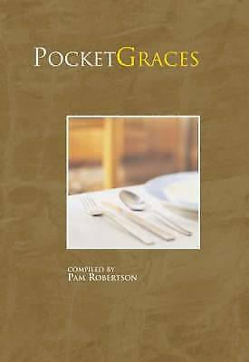 """AS NEW"" Pocket Graces (Pocket Prayers Series), , Book"