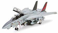 Tamiya America [TAM] 1:32 Grumman F-14A Tomcat Black Knights Plastic Model Kit