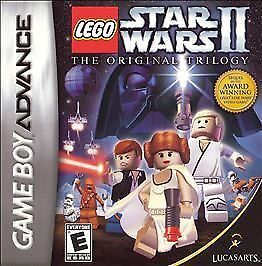 Game Boy Advance Longplay [004] Lego Star Wars (Episode 1 ...