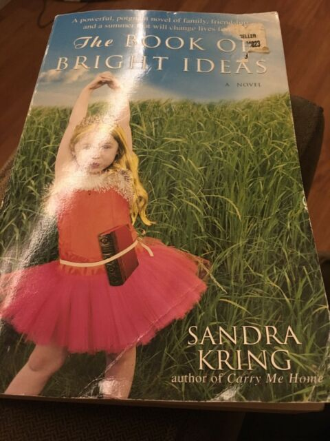 The Book of Bright Ideas by Sandra Kring (2009, Paperback)