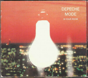 FRENCH-CD-BOX-SET-DIGIPACK-TRIFOLD-DEPECHE-MODE-IN-YOUR-ROOM-RARE-COLLECTOR-1994