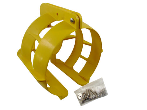 """9/"""" Yellow Prop Guard 9.9 15 20 hp propeller guard outboard boat engine"""
