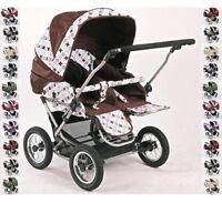 Zwillingswagen In 51 Designs Kinderwagen Zwillingskinderwagen Duet Sorento