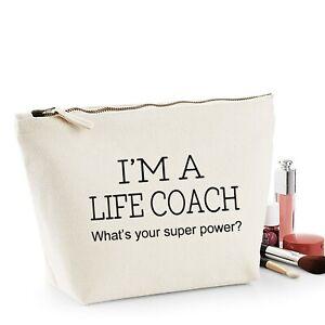 La-vida-Coach-gracias-Regalo-para-Mujer-de-Maquillaje-Bolsa-De-Accesorios-Dia-De-Las-Madres