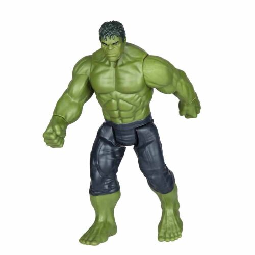 "Avengers Infinity Black Panther Titan Hero Series Thanos Hulk 12/"" EndGame Figure"