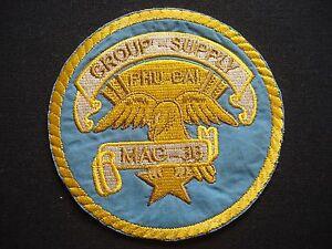 USMC-Marine-Aircraft-Group-MAG-36-034-GROUP-SUPPLY-034-At-PHU-BAI-Vietnam-War-Patch