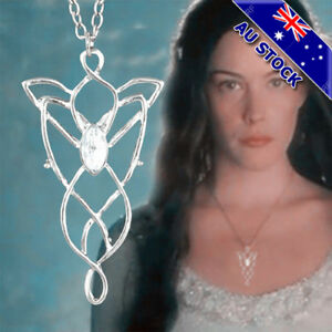 Lord of the rings jewellry arwen evenstar pendant elf princess image is loading lord of the rings jewellry arwen evenstar pendant aloadofball Images