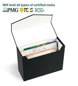 Box-For-Certified-Bills-PMG-PCGS-Banknotes-Currency-Stock-Cards-Storage-A5-Size