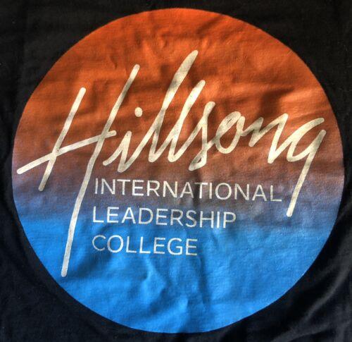 Hillsong T-Shirt - International Leadership Colleg