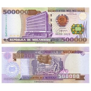 Mozambique-500000-Meticais-2003-P-142-Banknotes-UNC