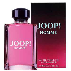 Joop! Homme 125ml EDT Spray New Authentic Boxed