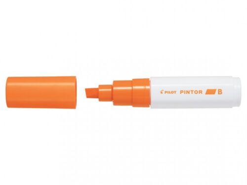 Piloto Pintor Pintura a Base de Agua Pintura Acrílica marcadores Amplio Nuevo en Caja 24 Colores